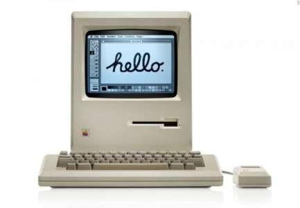 Ceci est une révolution : «hello», le nouveau fond d'écran vintage pour le Mac