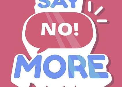 Say No! More : le pouvoir de dire non … avec humour (sortie App Store)