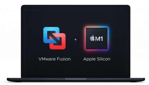 VMware Fusion arrive en bêta pour les Mac M1