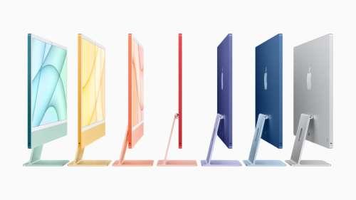 Le prochain MacBook Air aurait plusieurs coloris, comme l'iMac M1