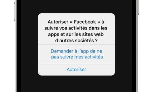 L'anti-pistage d'iOS continue de faire mal à Facebook