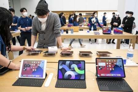 Résultats Apple T2 2021 : revenus en hausse de 54%, bénéfice qui double
