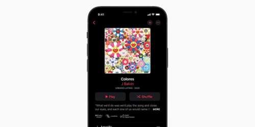 Apple Music : l'audio spatial est disponible pour les clips