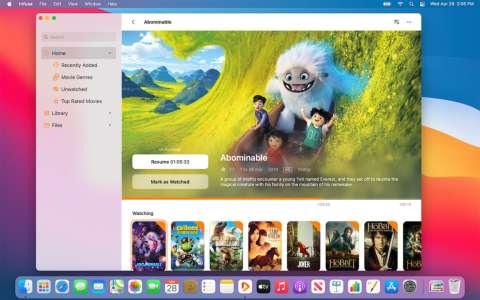 Infuse 7 est disponible sur iOS/tvOS et débarque sur Mac