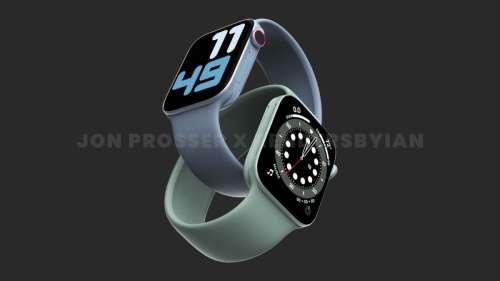 Des détails sur la sortie des MacBook Pro 2021 et la production de l'Apple Watch Series 7