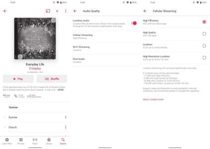 Apple Music Android : l'audio spatial et le losseless arrivent en bêta