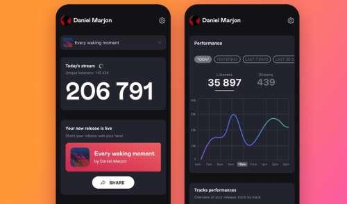 Deezer for Creators, la nouvelle app de Deezer pour les artistes et podcasteurs