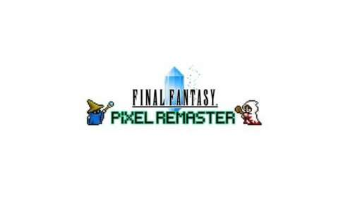 Final Fantasy Pixel Remaster 1,2 et 3 disponibles sur iOS (sortie App Store)
