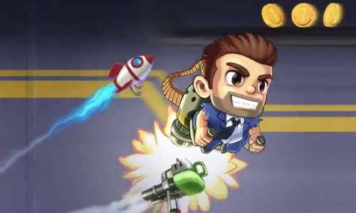 Jetpack Joyride+ : le runner culte trace à nouveau sa route (sortie Apple Arcade)