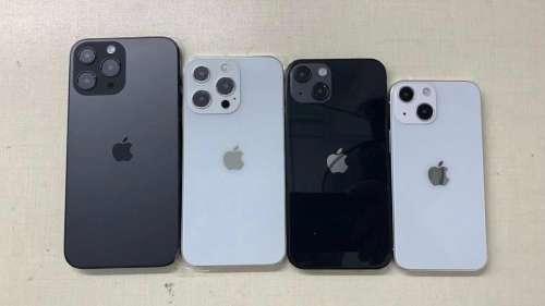 iPhone 13 : au moins 10 millions de Britanniques veulent l'acheter