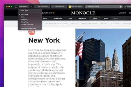 Safari 15 pose des soucis sur Mac : sites ne se chargent pas, navigateur qui plante