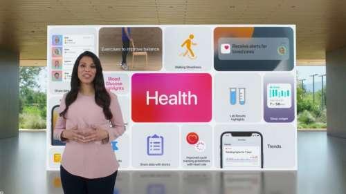 Apple voulait lancer son propre service de soins de santé