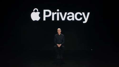 Tim Cook s'adresse aux Européens pour la confidentialité avec Apple