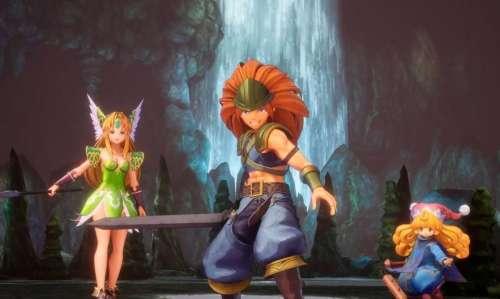 Le remake de Trials of Mana débarque bientôt sur iOS (trailer)