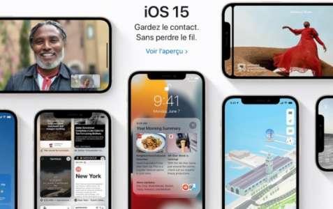 iOS 15 – iPadOS 15 – tvOS 15 – watchOS 8: Apple lâche les premières bêtas publiques