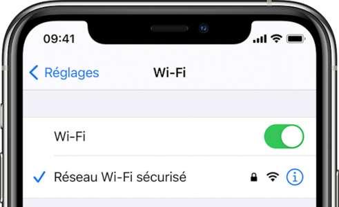 Un bug désactive complètement le Wi-Fi de l'iPhone