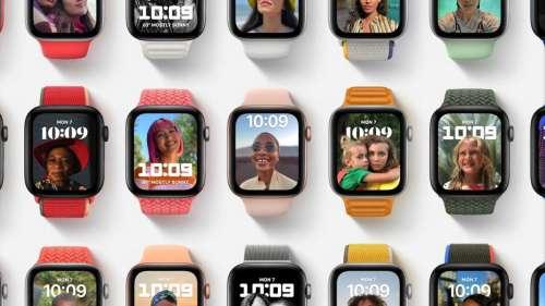 watchOS 8.0.1 est disponible pour les bugs de l'Apple Watch Series 3