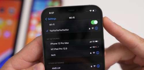 iOS 14.7 corrige le bug qui désactive le Wi-Fi sur iPhone