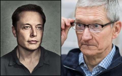 «Va te faire foutre» : la supposée réponse de Tim Cook à Elon Musk qui voulait être le patron d'Apple
