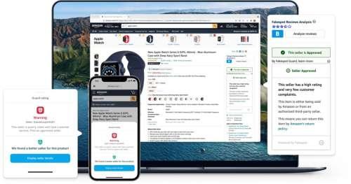 Apple retire Fakespot de l'App Store à la demande d'Amazon