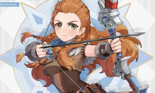 Aloy, l'héroïne d'Horizon Zero Dawn, arrive bientôt dans Genshin Impact