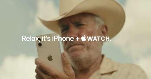 L'Apple Watch aide à retrouver l'iPhone 12 dans la nouvelle pub d'Apple