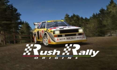Rush Rally Origins : un top down racing superbe et réaliste (sortie App Store)
