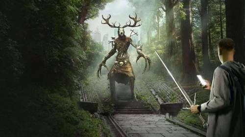 Le jeu en réalité augmentée The Witcher : Monster Slayer est disponible sur iOS (sortie App Store)