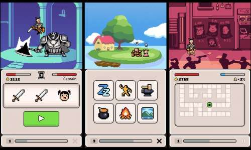 Tower of Fortune 4 tente sa chance sur iOS (sortie App Store)