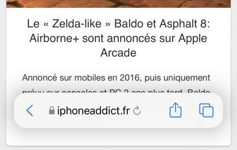iOS 15 bêta 4 : la liste des nouveautés
