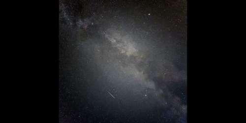 «Shot By» iPhone 12 Pro Max : une impressionnante photo de la Voie Lactée