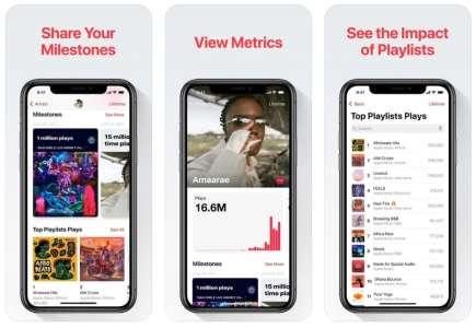 Apple Music : les artistes peuvent partager les étapes clés avec leurs fans