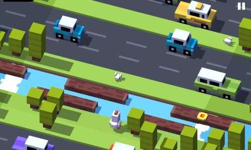 Crossy Road+ : traverse à nouveau sa route sur iOS (sortie Apple Arcade)