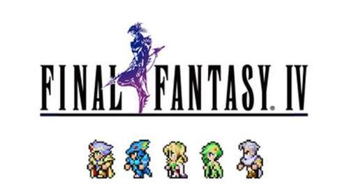 Final Fantasy IV Pixel Remaster montre du gameplay et laisse entendre sa BO