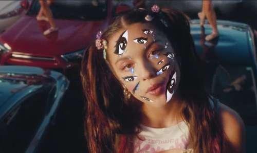 Olivia Rodrigo de nouveau en tête de proue pour la promo de l'iPad