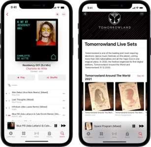 Apple Music utilise désormais Shazam pour la rémunération dans les mixes de DJ