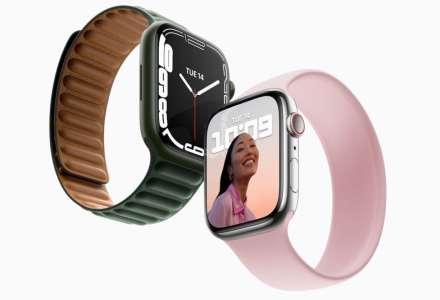 L'Apple Watch Series 7 est disponible en précommande