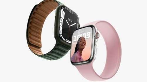 [Keynote] Apple Watch Series 7 : 41/45 mm, design revu, IP6X, charge rapide
