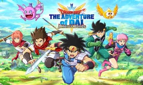 Dragon Quest The Adventure of Dai est disponible sur iOS (sortie App Store)