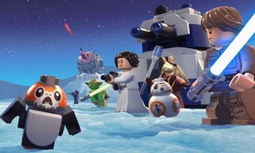 LEGO Star Wars Battles joue du sabre laser sur iOS (sortie Apple Arcade)
