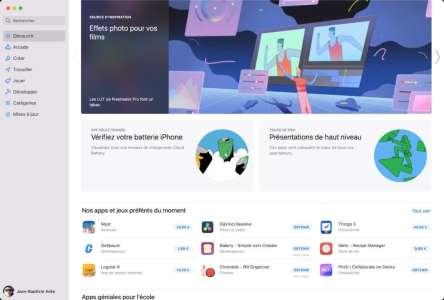 L'intérêt du Mac App Store par les développeurs est en recul
