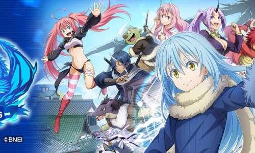 That Time I Got Reincarnated as a Slime : un RPG en ligne aussi joli qu'un manga (trailer)