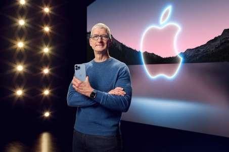En Chine, les précommandes des iPhone 13 dépassent celles des iPhone 12