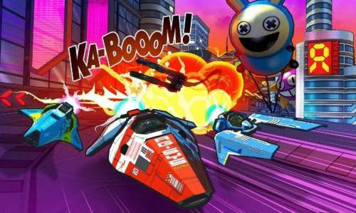 Sony annonce Wipeout Rush sur iOS ! (trailer)