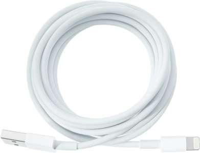 [#BonPlan] Câble lightning Apple de 2 mètres à 14,29€ au lieu de 35€