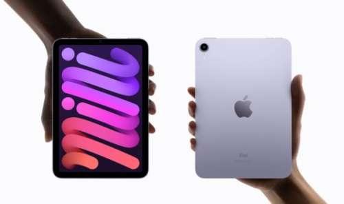L'iPad mini 6 et l'iPad 9 déjà en précos sur Amazon