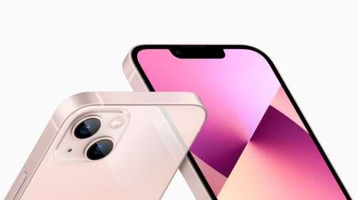 Les iPhone 13 prennent en charge la double eSIM
