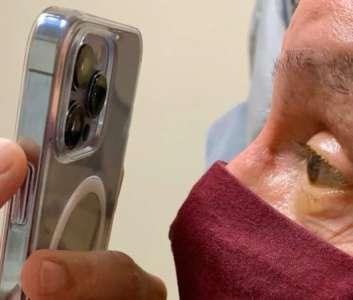 iPhone 13 Pro : le mode Macro est tellement satisfaisant… qu'un ophtalmologue s'en sert pour ses consultations !