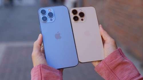 Les iPhone 13 débarquent dans une dizaine de nouveaux pays