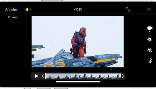 FilMic Pro apporte le ProRes Vidéo aux iPhone 13 Pro… avant Apple !